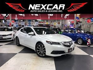 2015 Acura TLX V6 SH-AWD AUT0 LETHER SUNROOF CAMERA 103K