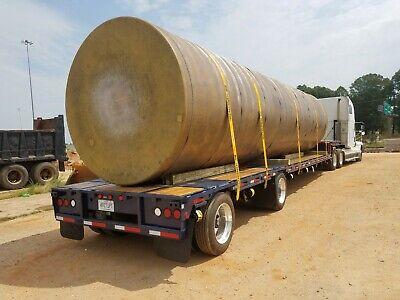 12000 Gallon 2 Compartment Bulk Fuel Storage Tank Dieselgaswaterseptic.