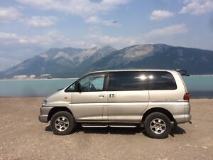 Delica for Sale! Cheap