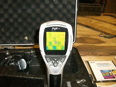 Flir F7 Thermal Imaging Camera With Software 140x140 -4 To 482f