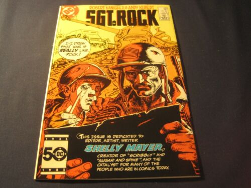 SGT. ROCK #410 - 420 You Pick and Choose BRONZE AGE DC WAR NEWSSTAND Very Fine