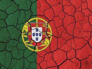 Peinture abstraite drapeau portugais portugal b ton - Drapeau portugais a imprimer ...