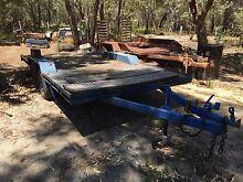 Car/plant trailer Parklands Mandurah Area Preview