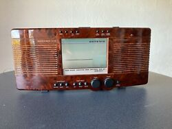 Sharper Image Stereo Sound Soother Alarm Clock Radio, Model SI 432 ** Tested!