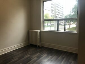 Newly renovated large bachelor available now
