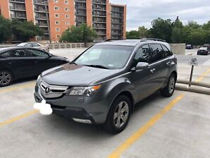 2008 Acura MDX Elite Package, Clean title, AWD