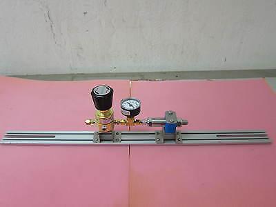 Kinetics Fluid System Gas Line, Tescom 44-2213-242-010, ATC L2A-VRGF, Entegris