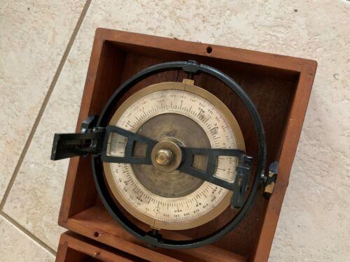 Pelorus in original wooden box