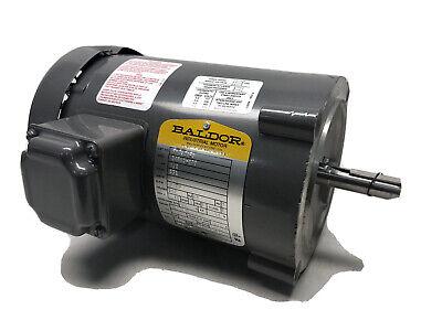 Baldor Vm3538-5 12 Hp 1725 Rpm 3-phase New