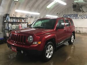 2014 Jeep Patriot NORTH*4WD*U CONNECT PHONE*KEYLESS ENTRY*POWER