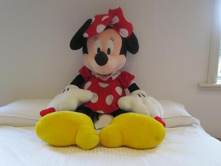 GIANT Disney Mini Mouse Soft Toy! Largs Bay Port Adelaide Area Preview