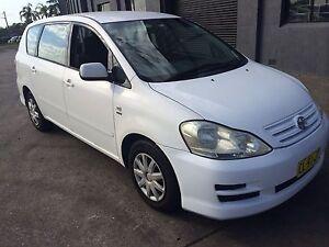 Toyota avensis verso GLX 2004 . Automatic 7 seater. Birrong Bankstown Area Preview