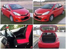 TOYOTA YARIS YRS 2012 Scarborough Redcliffe Area Preview