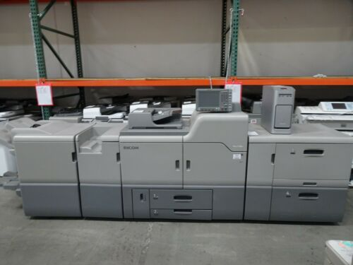 Ricoh ProC7100SX C7100SX print scan Only 635K meter