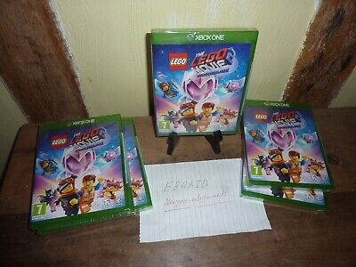 The Lego Movie 2 Video Game Xbox One Brand New Sealed