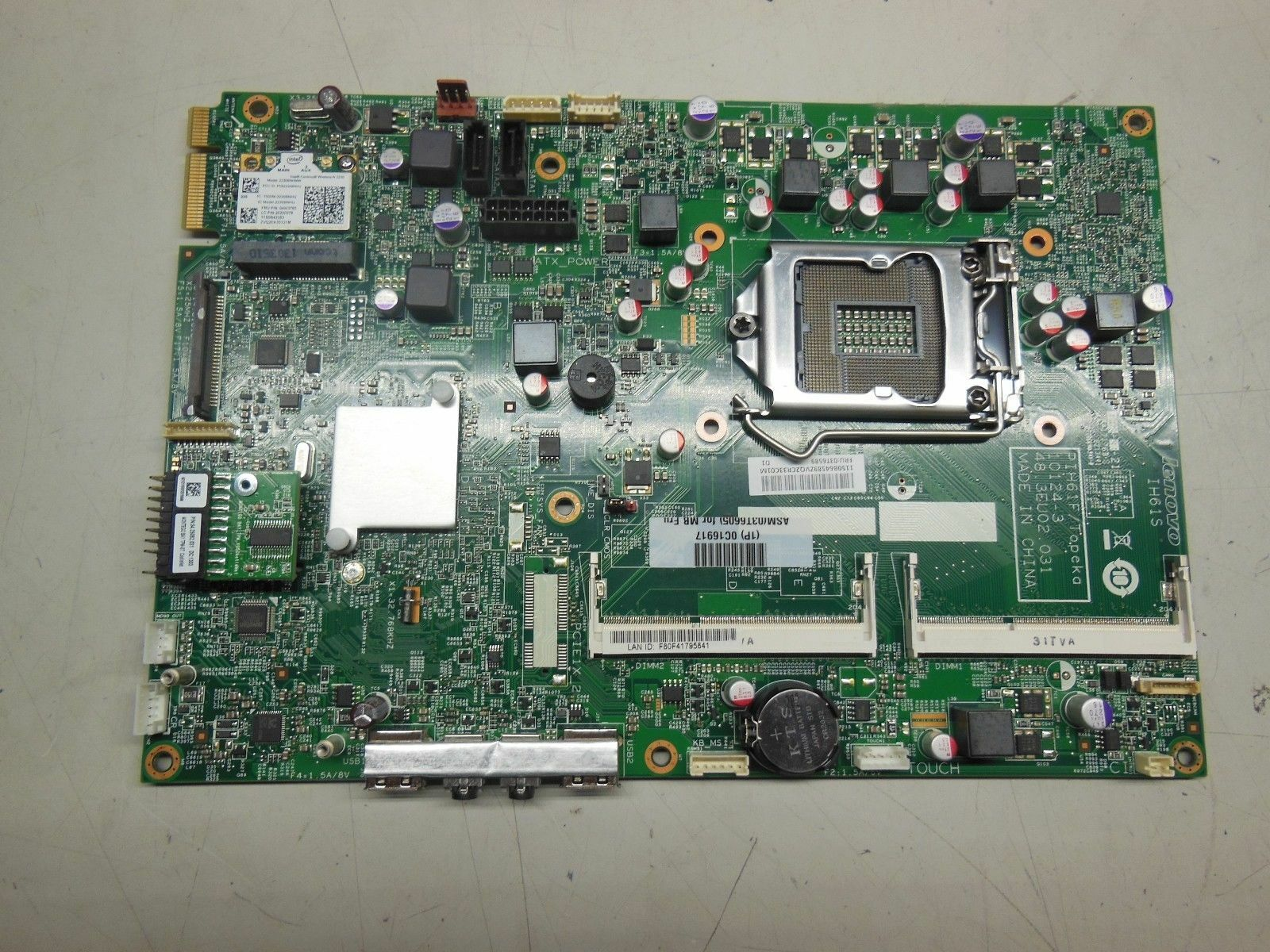 Lenovo ThinkCentre M72z Intel Chipset Drivers for Windows 7