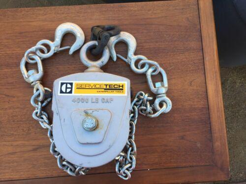 GENUINE SERVICETECH CATERPILLAR TOOLS SLING 1-9S9101 8-9 4000lb CAP LOAD LEVELER