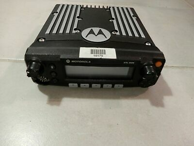 Motorola Xtl2500 P25 Digital 700800 Mhz Mobile Radio M21urm9pw1an