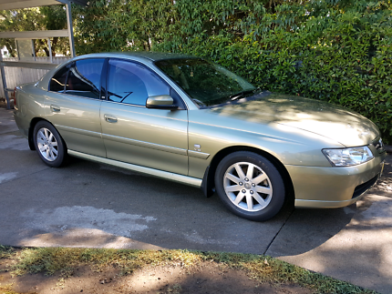 VY BERLINA LOW KMS 6 MONTHS REGO