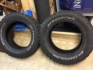 Used BF Goodrich Tires