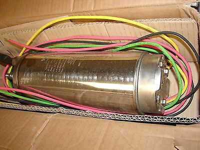 New Wilo 2707606 Submersible Well Motor 4 3w0.5hp1ph230v