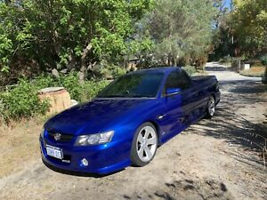 2006 Holden Commodore Ss 4 Sp Automatic Utility