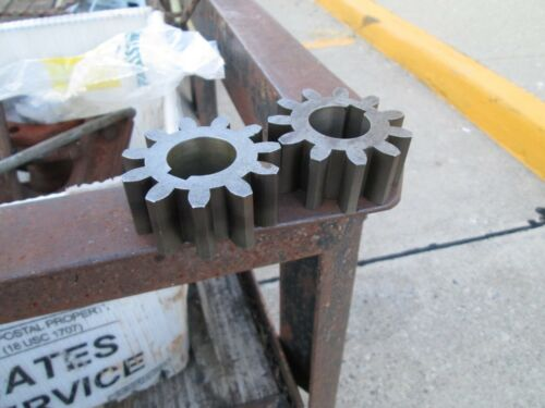 8ft Dempster #12 Windmill Pinion Gears, PAIR