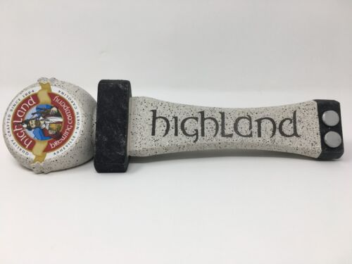 Highland Brewery Tap Handle