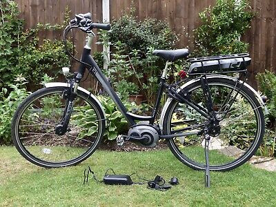 Raleigh Motus H Low Step Electric Bike 45cm frame