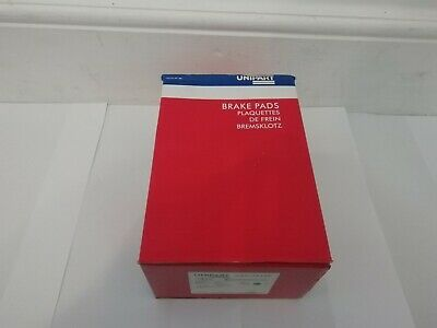 UNIPART BRAKE PADS GBP1551AF NEW IN BOX,  VAUXHALL VECTRA, SIGNUM, SAAB 9-3