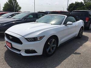 2016 V6 Convertible Mustang