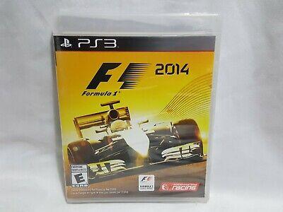 NEW (Read) Formula 1 F1 2014 Playstation 3 Game SEALED (w/ Tears) PS3 Racing US comprar usado  Enviando para Brazil