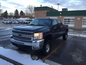 2008 Chevy Silverado 2500 HD