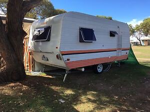 Caravan 1970s Chesney Macedon Macedon Ranges Preview