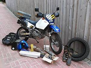 PRICE DROP: DR650 2008 ADVENTURE SPEC, PUMPER, GOLD VALVES, VSM.. Kiama Kiama Area Preview