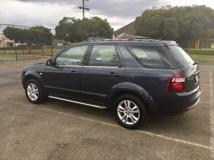 2011 FORD TERRITORY FOR SALE
