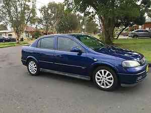 2004 Holden Astra CDX Auto 6months rego Liverpool Liverpool Area Preview