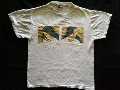 Vintage 1999 Alanis Morissette Junkie Tour 99 T Shirt 90