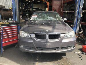 BMW E90 320i 2005 Manual Grey now wecking Northmead Parramatta Area Preview