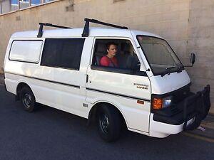 Ford Econovan Camper Darlinghurst Inner Sydney Preview
