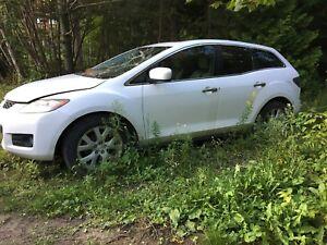 Mazda Cx7 1000$