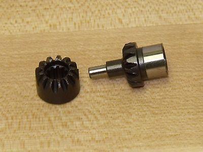 Dotco 15lf 15sf Right Angle Drill 14-28 Gear Set 1019879 1019555 Series 700