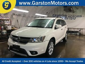 2012 Dodge Journey R/T*AWD*LEATHER*POWER SUNROOF*7 PASSENGER W/R