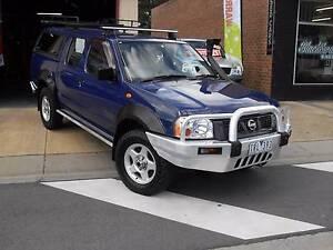 2005 Nissan Navara Ute, 3.0lt TURBO DIESEL, 4X4, DUAL CAB. Caldermeade Cardinia Area Preview