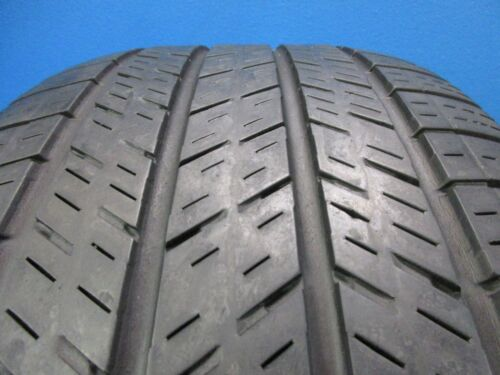 Used Continental 4X4 Contact  255 50 19  5-6/32 Tread No Patch 1391E