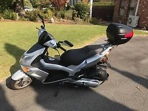 2007 Bolwell Sym G-Max 250cc Scooter Youngtown Launceston Area Preview