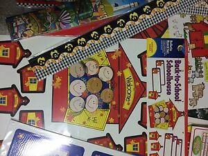 Brands new bulletin board borders and board sets