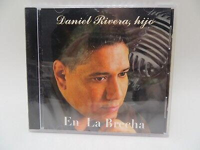 Daniel Rivera, Hyo, En La Brecha CD NEW & SEALED (En La Brecha)