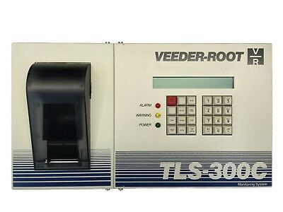 Veeder-root Gilbarco Tls-300c Tank Monitor Tls-300 With 2-input Probe Module