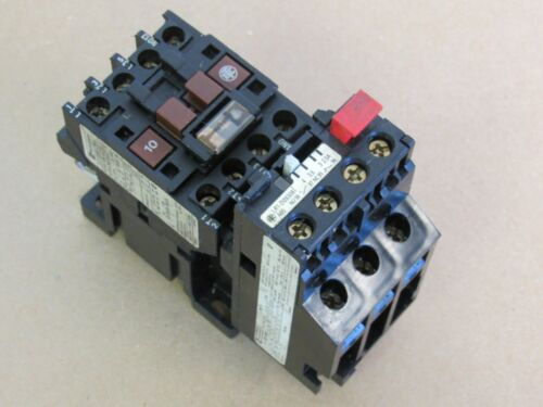 OMRON TELEMECANIQUE CONTACTOR LC1-D093 A65 W/ OVERLOAD RELAY LR.-D09 308